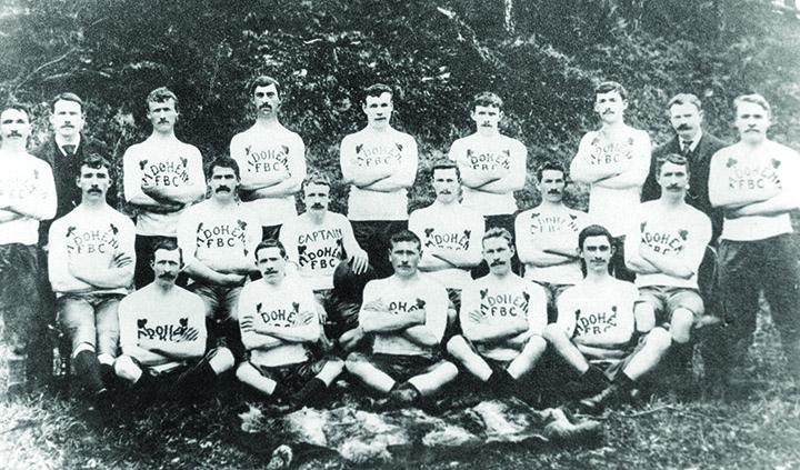 1889 All-Ireland Senior Football Championship